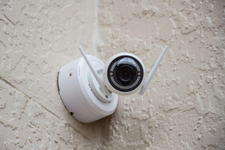 Установка видео-камеры